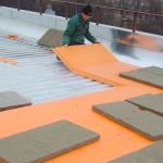 утепление крыши пеноплексом