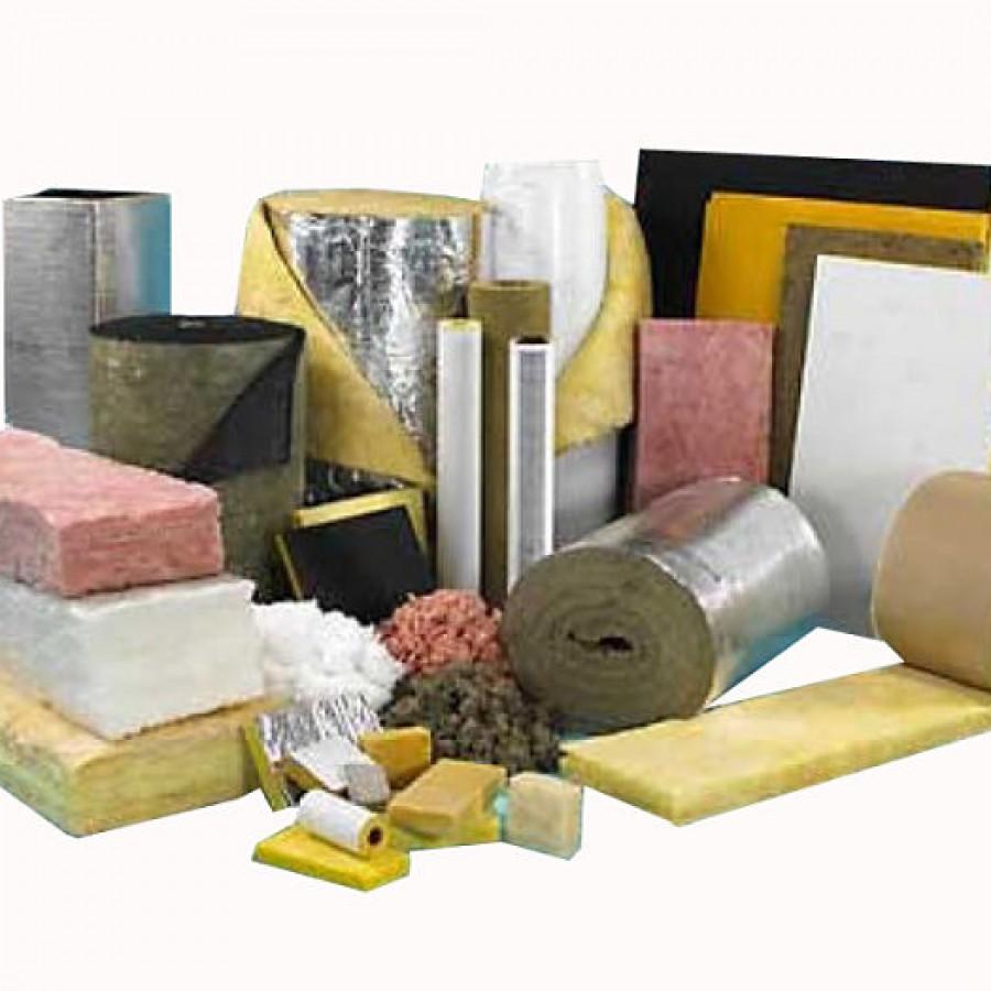 материалы, необходимые для теплоизоляции
