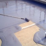 гидроизоляци кровли битумной мастикой